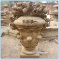 New Design Large Antique Stone Garden Flowerpot