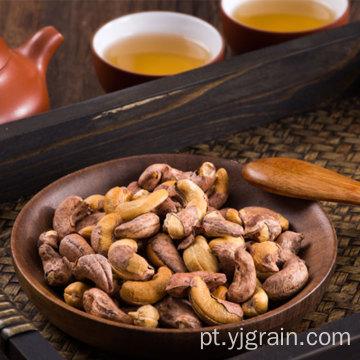 Atacado de produtos agrícolas castanhas de caju