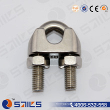 Stainless Steel A4 Ss316 Wire Rope Clip Clamp