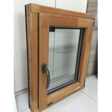 Aluminium-Holzfenster
