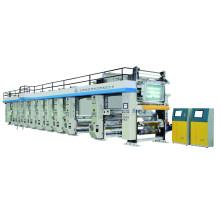 Tiefdruckmaschine mit einer maximalen Druckgeschwindigkeit von 150 m / min