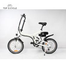 Vente chaude 20 pouces 250w vélo électrique pliable fabriqué en Chine