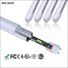 China Factory T8 LED Alu+PC Tube with CE CB SAA Saso Nom