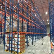 Heavy Loading Gewicht Warehouse Regale Projekt