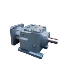 R Series helical gear R87 RF87 4kw 5.5kw 7.5kw electric motor speed reducer