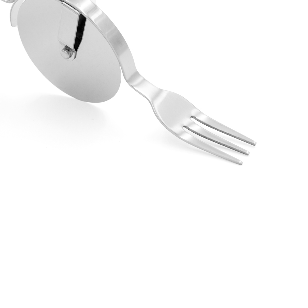 Pizza Roller with Fork