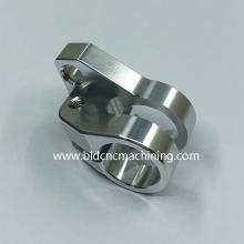 Präzisions-CNC-Fertigung Aluminium-Klemmenteile