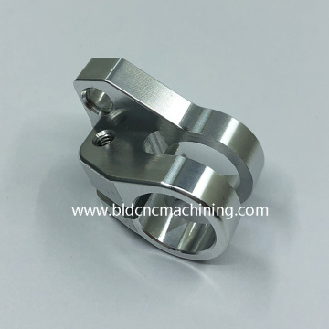 Precision CNC Fabrication Aluminium Clamp Parts