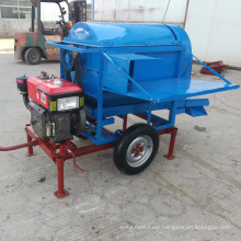 West Africa popular Rice, wheat,millet and soybean thresher