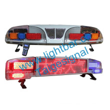 LED предупреждение полиции Гидроизоляция дисплея экрана свет бар (TBD-3800)