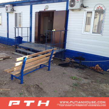Modular Prefabricated Container House for Office Building