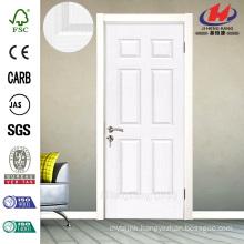 JHK-006 Best Concave Relief Coating New Model Whiter Primer Plywood Door