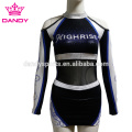 High School Spandex Cheerleading Uniformen