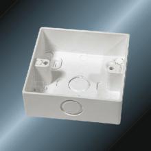 Boîte carrée Upvc Square Color Blanc