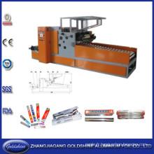 Le meilleur papier d'aluminium de qualité et de service faisant la ligne de machine