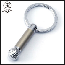 Custom 3D microphone metal key tags