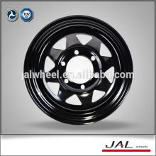 Hot 4x4 Räder für Anhänger / Jeep auf Verkauf Stahl Felgen