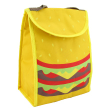 Special Hamburger Good Appetite Kids Lunch Cooler Tote