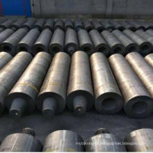 Large Size Round Shape RP Grade Steel Making Foundry Graphite Electrodes