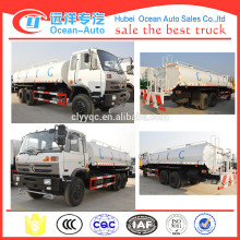 High quality Dongfeng manual transmission 25000L water sprinkler truck price
