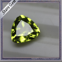 Драгоценный камень Драгоценный камень драгоценного камня Peridot Natrual