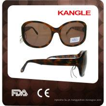 Óculos de Óculos de Óleo de Acetato Handmade 2014