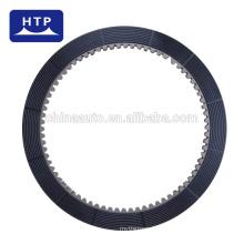 direkte Fabrik Preis Getriebe Montage Teile Papier Material Reibungsplatte für Caterpillar 9P7390