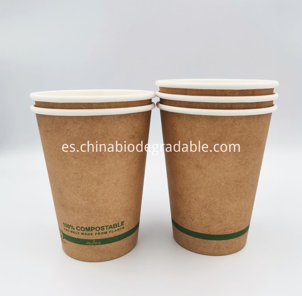 Highest Quality Disposable Paper Cup 16oz