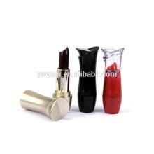 Lábios de batom da marca tubos de batom elegante batom mulheres