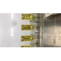 línea de recubrimiento para botella de cristalería