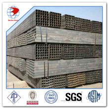 Sections creuses carrées laminées à froid Steel Stube Grade D 100 Mm X 100 Mm
