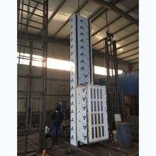 Ascenseur hydraulique vertical d'ascenseur de villa d'intérieur ou extérieur