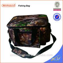 FSBG020 600D Oxford Material de tela Herramientas de pesca a prueba de agua bolsa
