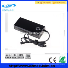 65W & 90W Manual de interruptor portátil de CA adaptador portátil de alimentación cargador portátil con enchufe universal