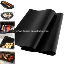 China Top Selling PTFE Teflon BBQ Non Stick Mats ignifuge Grill Mats