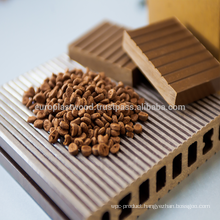 WPC pellets & compound for extrusion decking