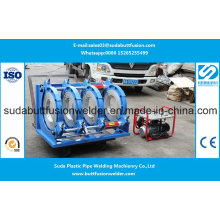 *280mm/450mm Sud450h HDPE Pipe Fittings Welding Jointing Machine