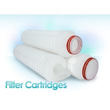 Mehrschichtige Polypropylen / PP gefaltete Filterpatrone