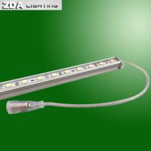 Luz de tira rígida impermeável SMD5050 do diodo emissor de luz em 60LEDs / M