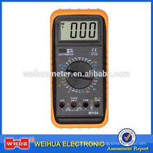 High Precise Digital Multimeter MY64 with Buzzer Frequency Test