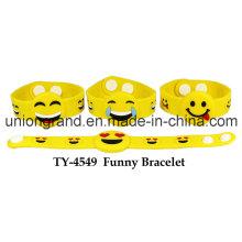Funny Silicone Bracelet for Chlidren