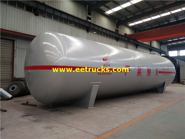 70MT Domestic Anhydrous Ammonia Tanks