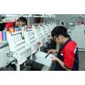 6 head cap embroidery machine maquina bordadora