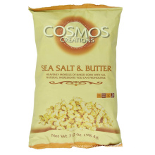 Premade Poocorn Packaging Bag, Customized Food Bag
