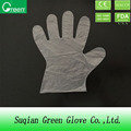 Food Processing HDPE LDPE Glove