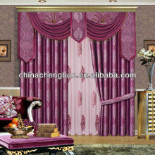Tecido diferente do estilo diferente das cortinas orientais para a venda