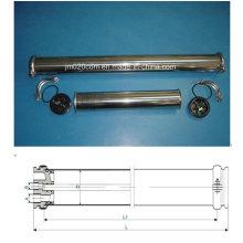 Vaso Ss Pressure RO para Tratamento de Água 4040