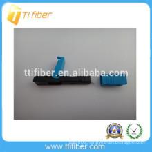 FTTH SC/UPC singlemode embeded quickly assembled fiber optic connector