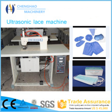 60mm Ultrasonic Lace Machine Untuk Masker