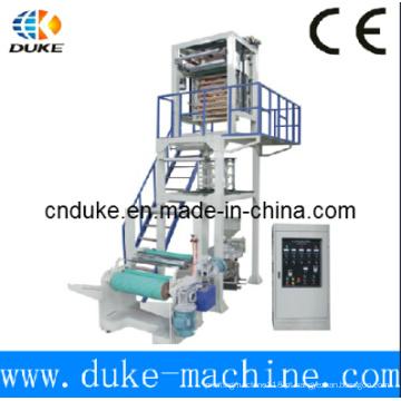 Máquina de sopro de alta velocidade automática da película plástica do PE (SJM-45-700)